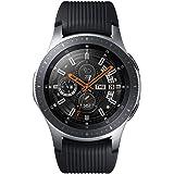 Samsung SM-R800NZSABTU smartwatch silver SAMOLED 3,3 cm (1,3 tum) Cellular GPS (satellit)