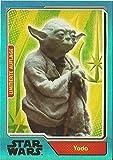 Die Reise zu Star Wars: Das Erwachen der Macht - Yoda - Limitierte Auflage - Deutsche Ausgabe - Topps - Force Awakens