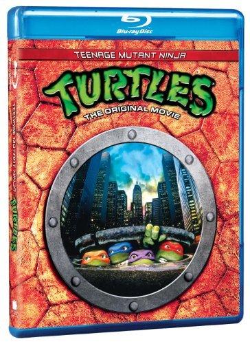 Teenage Mutant Ninja Turtles (1990) (BD) [Blu-ray] by Judith Hoag