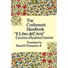 The Craftsman's Handbook (Dover Art Instruction)