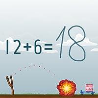 Addieren Mathe Spiel