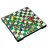 Juego Travel Magnetici Snakes & Ladders Board Game for Kids - Multicolor