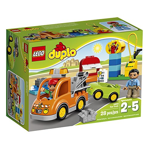 LEGO-DUPLO-Tow-Truck-10814