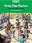String Time Starters Cello book: 21 p...