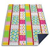 Ideenreich 2014-14-1 Krabbel- Spieldecke Beautiful groß 135 x 190 cm