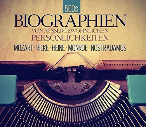 Biographien Von Außergewöhnlichen Persönlichkeiten