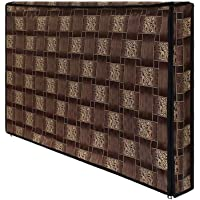 King Matters Multicolor Printed 50 Inches LED TV Cover fit for All Brands Every Models