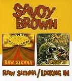 SAVOY BROWN / RAW SIENNA, LOOKING IN