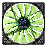 AeroCool Shark 140 mm Cooling Fan - Green