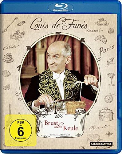 Bild von Brust oder Keule - Louis de Funes [Blu-ray]