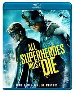 All Superheroes Must Die [Blu-ray] [2011] [US Import]