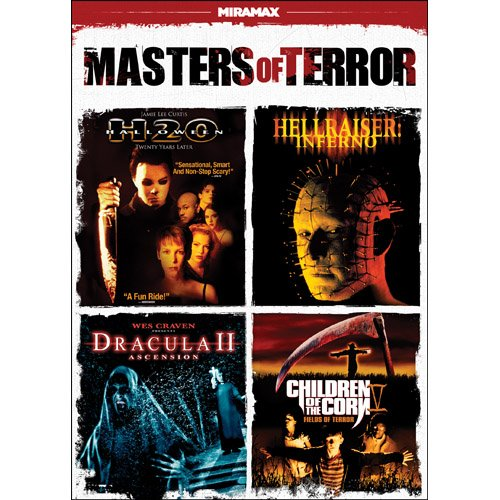 Masters of Terror (Halloween H2O / Hellraiser: Inferno / Dracula II: Ascension / Children of the Corn V: Fields of ()