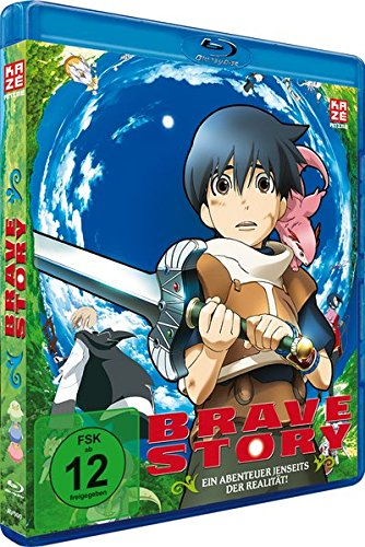 Brave Story - Ein Abenteuer jenseits der Realität [Blu-ray]