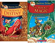 Geronimo Stilton and the Kingdom of Fantasy: Special Edition: The Phoenix of Destiny + Geronimo Stilton and th