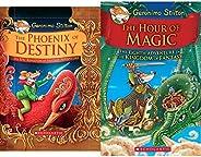 Geronimo Stilton and the Kingdom of Fantasy: Special Edition: The Phoenix of Destiny + Geronimo Stilton and th