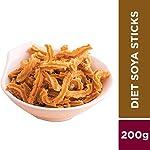 Delight Foods Diet Soya Sticks 200gm