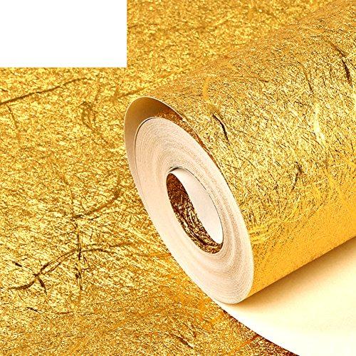 GXX lusso solido disegno carta da parati/ luci piscina lamina carta da parati del tetto/Soggiorno pareti Hotel stagnola d'argento carta da parati-A