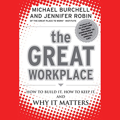 The Great Workplace  Audiolibri