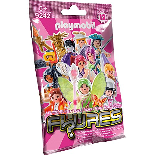 Playmobil Thekendisplay Figures Girls (Serie 12)
