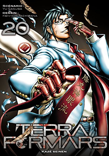 Terra Formars T20 par Yu Sasuga
