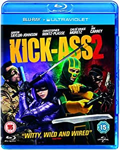 Kick-Ass 2 [Blu-ray] [2013] [Region Free]