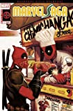 marvel saga v2 2 deadpool massacre deadpool