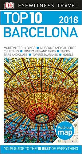 Top 10 Barcelona (DK Eyewitness Top 10 Travel Guides)