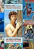 Los comics perdidos: Man From Atlantis: (dossier sobre la colección de Marvel basada en la serie de TV ) (Spanish Edition)
