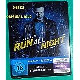 Run All Night - Exklusiv Limited Steelbook Uncut Edition (Blu-ray + UV Copy) Blu-ray
