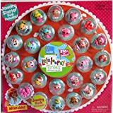 Lalaloopsy Tinies Wearable Jewelry (Includes 23 Tiniest Dolls/Pets) by Lalaloopsy