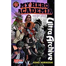 My Hero Academia - Ultra Archive - Variant Edition: Das Guide Book - Bad guys
