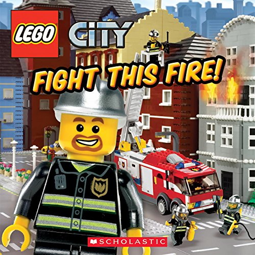 Lego City: Fight This Fire! (English Edition)