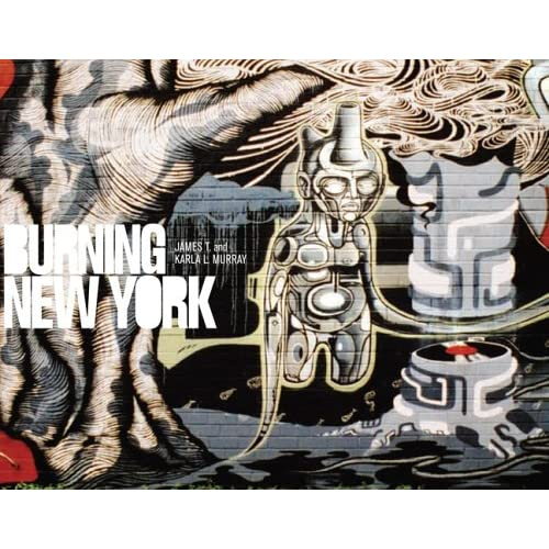 Burning New York : Edition en langue anglaise
