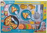 Comdaq Pizza Kitchen Set (Multicolour)
