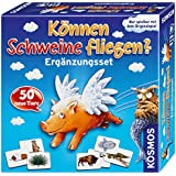 KOSMOS 697167 - Knnen Schweine fliegen? Ergnzungsset mit 50 Tieren