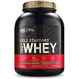 Optimum Nutrition Gold Standard 100% Whey Proteine in Polvere con Proteine Isolat ed Aminoacidi per la Massa Muscolare, Ciocc