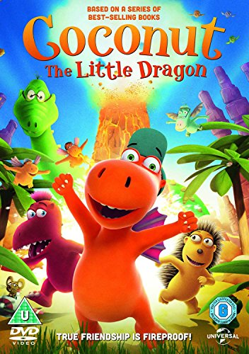 Coconut The Little Dragon [DVD] [2015]
