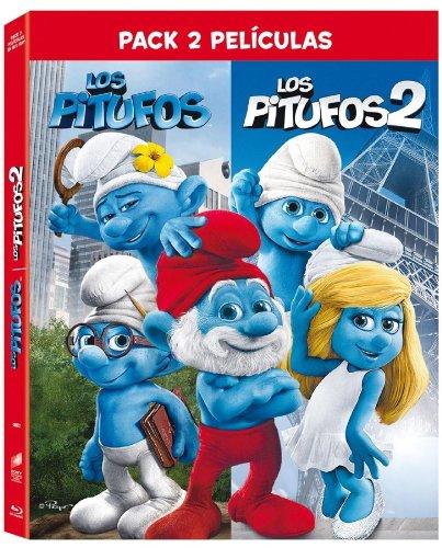 los-pitufos-1-2-blu-ray