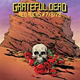 Red Rocks Amphitheatre,Morrison,Co 7/8/78