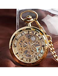 Relojes, Recambios Y Acces. Capable Reloj De Bolsillo Con Diseño De Gato Ideal Como Regalo Para Enfermeras