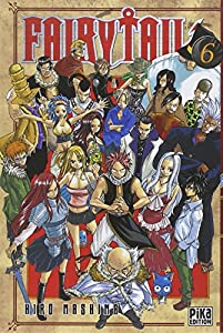"""Afficher """"Fairy Tail n° 6 Fairy Tail (tome 6)"""""""