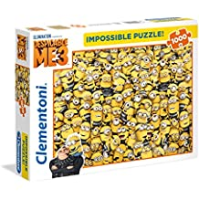 Clementoni 39408 - Puzzle Impossible Minions