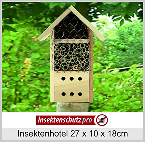 Insektenhotel Manitu 48 x 10 x 37cm - 4