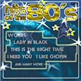 12 seltene Raritäten aus den 80er Jahren	(bad boys blue lady in black	 / 	den harrow don't break my heart	 / 	material featuring whitney houston memories	 / 	lisa stansfield this is the right time	 / 	marc bolan you scare me to death	etc. and more)