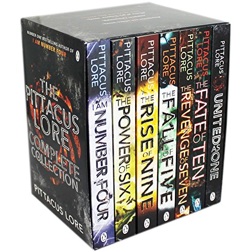Pittacus Lore Complete Collection Slipcase (SS) (The Lorien Legacies) por Pittacus Lore
