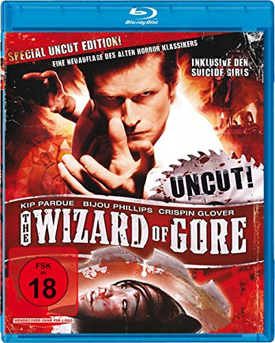 The Wizard of Gore - Uncut [Blu-ray] [Special Edition]