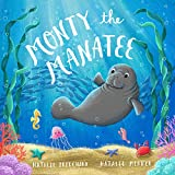 Monty the Manatee by Natalie Pritchard