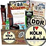 I love Köln / Männer Set / Köln Geburtstagsüberraschung