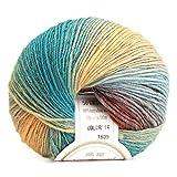Fil de Laine Coloré doux Cachemire Enfants Main Tricot Crochet 50g (14)