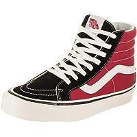 Vans Scarpa Uomo MOD. SK8 Hi Anaheim Black Red